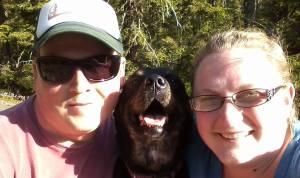 Davey, Velda and Storm
