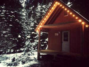 Cabin with Light